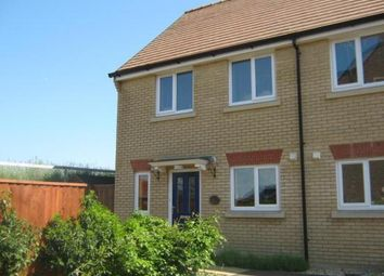 Thumbnail 2 bed terraced house to rent in Arabia Walk, Crossways, Dorchester