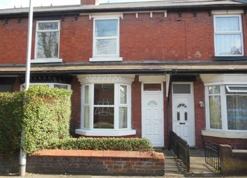 Thumbnail 2 bedroom terraced house for sale in Victoria Street, Willenhall
