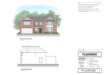 Thumbnail 4 bedroom detached house for sale in Chobham Road, Sunningdale, Ascot