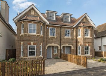 Thumbnail 5 bed semi-detached house for sale in Kings Drive, Thames Ditton
