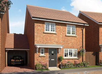 Thumbnail 3 bed link-detached house for sale in Rye Road, Hawkhurst, Kent