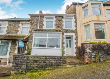 Thumbnail 4 bed terraced house for sale in Stow Hill, Treforest, Pontypridd