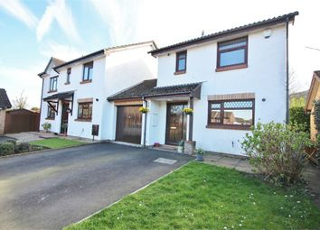 Thumbnail 3 bed detached house for sale in Briardene, Llanfoist, Abergavenny, Monmouthshire