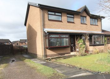 Thumbnail 2 bed semi-detached house for sale in Sherry Avenue, Holytown