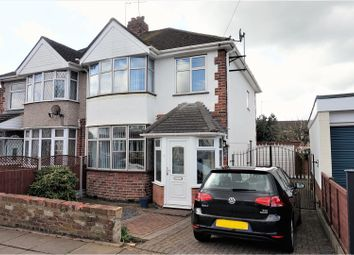 Thumbnail 3 bed semi-detached house for sale in Mary Herbert Street, Coventry