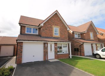 Thumbnail 3 bed detached house for sale in De Lacy Road, Northallerton