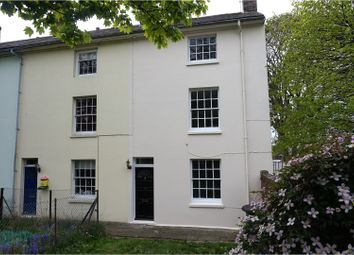 Thumbnail 4 bed end terrace house for sale in Barrow Hill Terrace, Ashford