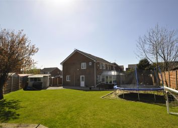 Thumbnail 3 bed semi-detached house for sale in Arlies Close, Stalybridge