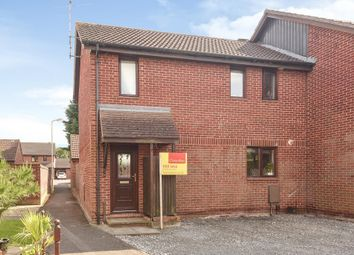 Thumbnail 3 bedroom end terrace house for sale in Magdalen Court, Didcot