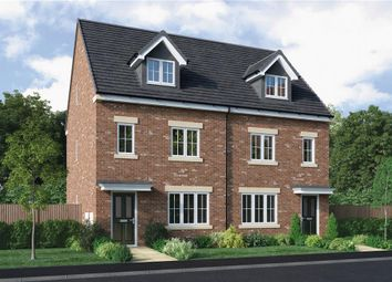 """Thumbnail 4 bed town house for sale in """"The Rolland"""" at Choppington Road, Bedlington"""