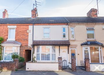 Thumbnail 3 bed terraced house to rent in Newtown Road, Little Irchester, Wellingborough