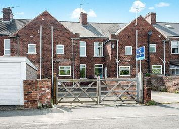 Thumbnail 2 bed terraced house for sale in Storforth Lane Terrace, Hasland, Chesterfield