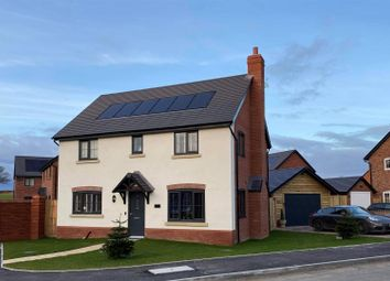 Thumbnail 4 bed detached house for sale in Fenham Drive, Hopton Park, Nesscliffe, Shrewsbury