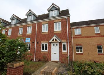 Thumbnail 3 bedroom town house for sale in Signet Square, Coventry