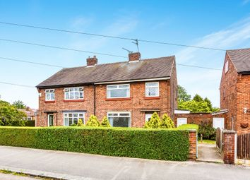 Thumbnail 3 bed semi-detached house for sale in Norwood Avenue, Maltby, Rotherham