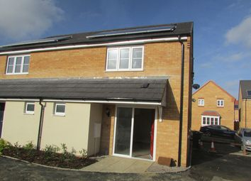 Thumbnail 1 bedroom terraced house to rent in Anglesey Way, Eye