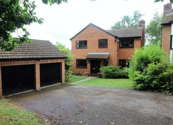 Thumbnail 4 bedroom detached house for sale in Lamden Way, Burghfield Common, Reading, Berkshire