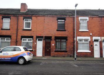 Thumbnail 2 bed terraced house to rent in Carron Street, Fenton, Stoke On Trent