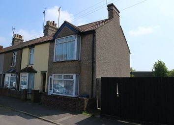 Thumbnail 3 bedroom end terrace house for sale in Garland Road, Parkeston, Harwich