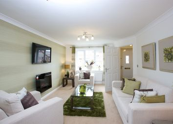 "Thumbnail 4 bed detached house for sale in ""The Roseberry"" at John Street, Wombwell, Barnsley"