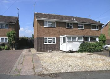 Thumbnail 3 bed semi-detached house for sale in Stourbridge, Wollaston, Wyre Road