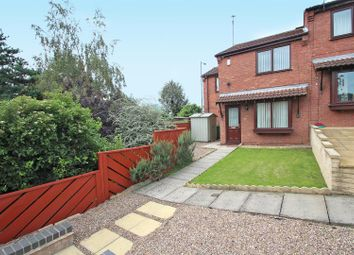 Thumbnail 3 bed terraced house for sale in Corsham Gardens, Nottingham