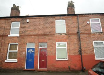 Thumbnail 2 bed terraced house for sale in Belmont Avenue, Latchford, Warrington
