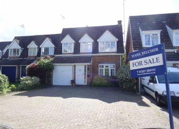 Thumbnail 3 bed detached house for sale in Manor Park, Nether Heyford, Northants