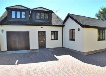 Thumbnail 3 bedroom detached house for sale in Langshott Lane, Horley