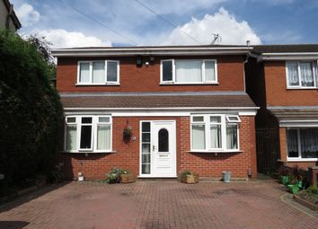 4 bed detached house for sale in Oakeswell Street, Wednesbury WS10