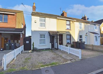 Thumbnail 2 bed end terrace house for sale in Cudworth Road, Willesborough, Ashford