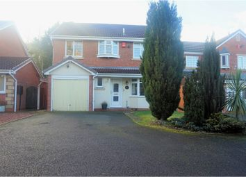 Thumbnail 4 bedroom detached house for sale in Reynards Coppice, Sutton Hill Telford