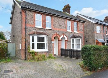 Thumbnail 3 bed semi-detached house for sale in Western Road, Haywards Heath