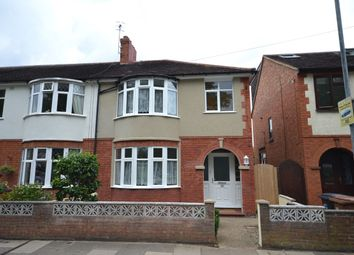 Thumbnail 4 bed terraced house for sale in Delapre Crescent Road, Far Cotton, Northampton