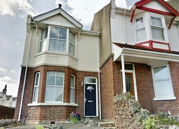 Thumbnail 2 bedroom end terrace house to rent in St Michaels Road, Paignton