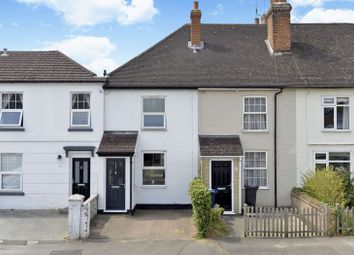 Thumbnail 2 bed terraced house for sale in Kings Road, Farncombe, Godalming