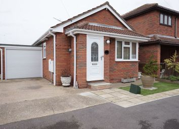 Thumbnail 1 bed bungalow for sale in Delfzul Road, Canvey Island