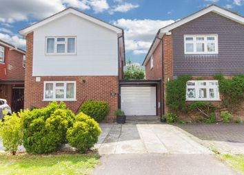 Thumbnail 3 bed link-detached house for sale in Lakeside Close, Lambourne Road, Chigwell