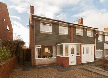 Thumbnail 2 bed terraced house for sale in Eider Close, Blyth