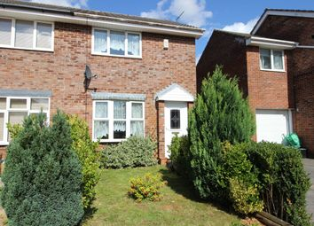 Thumbnail 2 bed semi-detached house to rent in 47 Coombes Way, Bristol