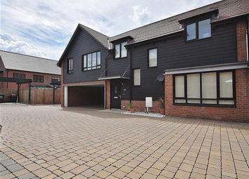 Thumbnail 2 bed semi-detached house for sale in Hawley Drive, Leybourne, West Malling