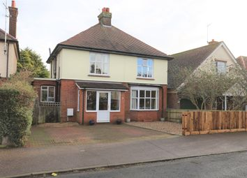 Thumbnail 4 bed detached house for sale in Church Road, Old Felixstowe, Felixstowe