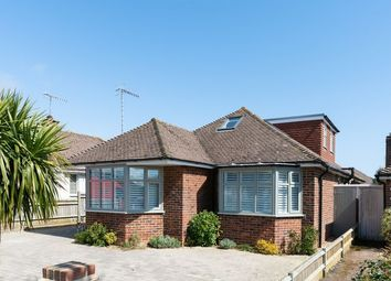 Thumbnail 5 bed detached bungalow for sale in Wellesley Avenue, Goring-By-Sea, Worthing