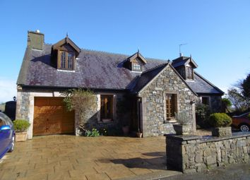 Thumbnail 3 bed detached house for sale in Phildraw Road, Ballasalla