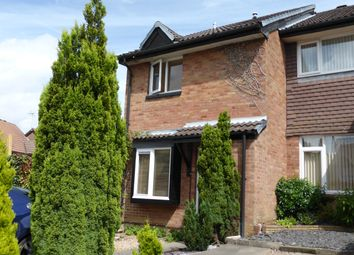 Thumbnail 1 bed end terrace house to rent in Prestwick Close, Ifield, Crawley