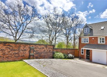 Thumbnail 4 bed detached house for sale in Joseph Lister Drive, Wardle, Rochdale