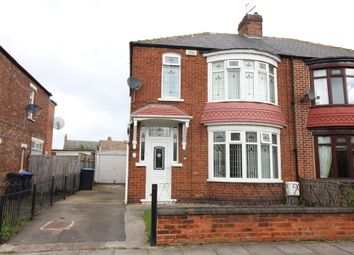 Thumbnail 3 bed semi-detached house for sale in Devonshire Road, Middlesbrough
