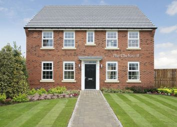 "Thumbnail 4 bed detached house for sale in ""Chelworth"" at Tranby Park, Jenny Brough Lane, Hessle"