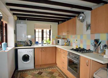 Thumbnail 2 bed cottage for sale in School Lane, Fornham St. Martin, Bury St. Edmunds