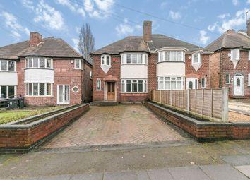 Thumbnail 3 bed semi-detached house for sale in Garretts Green Lane, Birmingham
